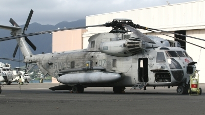 Photo ID 74279 by Melchior Timmers. USA Marines Sikorsky CH 53D Super Stallion, 156968