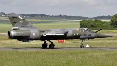 Photo ID 74298 by Bart Hoekstra. France Air Force Dassault Mirage F1CT, 280