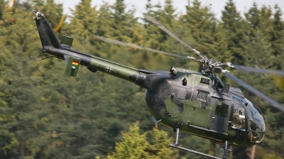 Photo ID 74323 by Andreas Zeitler - Flying-Wings. Germany Air Force MBB BO 105M, 86 28