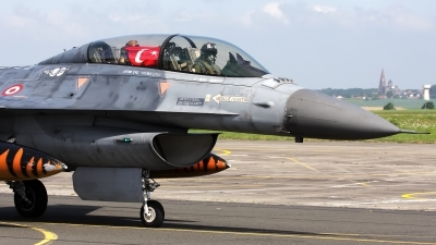 Photo ID 74434 by Walter Van Bel. Turkey Air Force General Dynamics F 16D Fighting Falcon, 93 0696