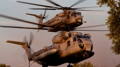Photo ID 74515 by Jonathan Derden - Jetwash Images. USA Marines Sikorsky CH 53D Super Stallion, 157741
