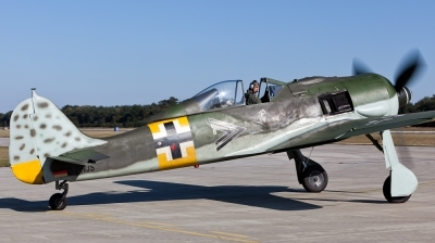 Photo ID 74638 by Andreas Zeitler - Flying-Wings. Private Private Flug Werk FW 190A 8 N, D FWJS