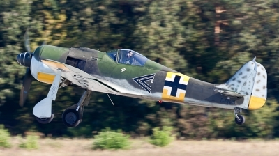 Photo ID 74639 by Andreas Zeitler - Flying-Wings. Private Private Flug Werk FW 190A 8 N, D FWJS