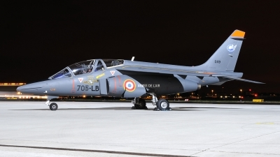 Photo ID 74608 by Andrew Evans. France Air Force Dassault Dornier Alpha Jet E, E49