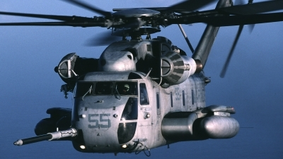 Photo ID 74759 by Marcel J. van Bielder. USA Marines Sikorsky CH 53E Super Stallion S 65E, 161265