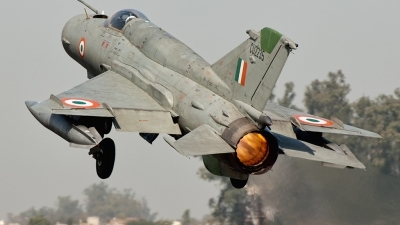 Photo ID 74841 by Liam Paul McBride. India Air Force Mikoyan Gurevich MiG 21bis, CU 2235