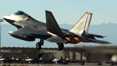 Photo ID 74833 by Brandon Farris. USA Air Force Lockheed Martin F 22A Raptor, 06 4120