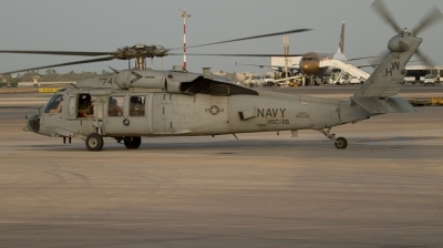 Photo ID 75017 by Steve Burke. USA Navy Sikorsky MH 60S Knighthawk S 70A, 166318