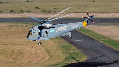 Photo ID 74903 by Martin Otero. Argentina Navy Sikorsky ASH 3H Sea King, 0883