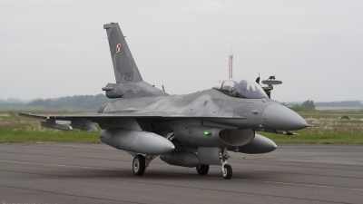 Photo ID 75245 by Niels Roman / VORTEX-images. Poland Air Force General Dynamics F 16C Fighting Falcon, 4051