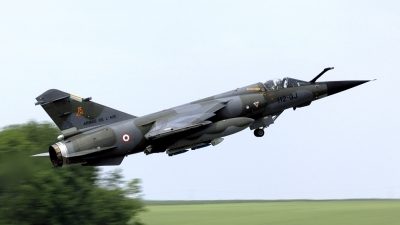 Photo ID 75099 by Joop de Groot. France Air Force Dassault Mirage F1CT, 274