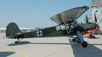 Photo ID 76543 by Günther Feniuk. Private Private Fieseler Fi 156C 7 Storch, D EVDB