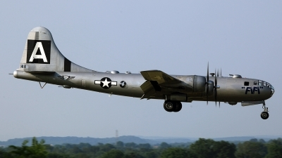 Photo ID 75325 by David F. Brown. Private Commemorative Air Force Boeing B 29A Superfortress, N529B