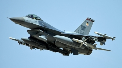Photo ID 75478 by Mark. USA Air Force General Dynamics F 16C Fighting Falcon, 91 0372