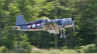 Photo ID 76631 by Andy Backowski. Private Private Goodyear FG 1D Corsair, N46RL