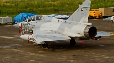 Photo ID 76046 by Steve Burke. United Arab Emirates Air Force Dassault Mirage 2000 9, 764