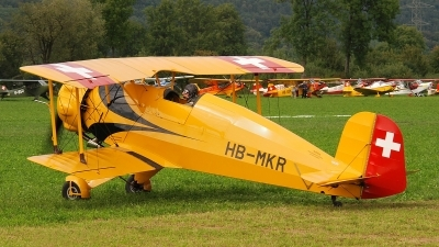 Photo ID 75815 by Martin Thoeni - Powerplanes. Private Private Bucker Bu 133C Jungmeister, HB MKR