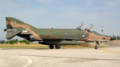 Photo ID 75829 by Peter Boschert. Greece Air Force McDonnell Douglas RF 4E Phantom II, 7491