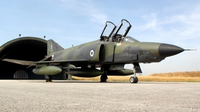 Photo ID 75827 by Peter Boschert. Greece Air Force McDonnell Douglas RF 4E Phantom II, 7519