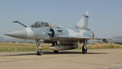 Photo ID 75878 by Peter Boschert. Greece Air Force Dassault Mirage 2000 5EG, 555
