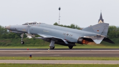 Photo ID 75879 by Andreas Zeitler - Flying-Wings. Germany Air Force McDonnell Douglas F 4F Phantom II, 38 28