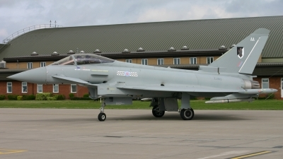 Photo ID 9529 by Tom Gibbons. UK Air Force Eurofighter EF 2000 Typhoon F2, ZJ913