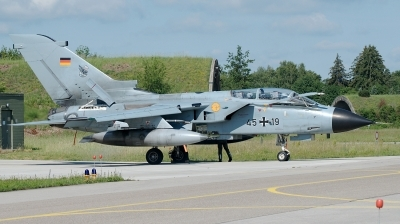 Photo ID 76115 by Günther Feniuk. Germany Air Force Panavia Tornado IDS, 45 19