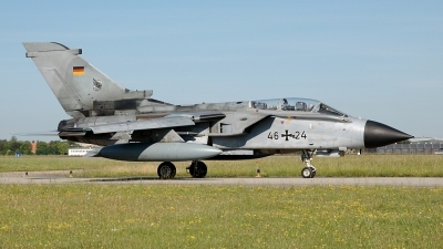 Photo ID 76101 by Günther Feniuk. Germany Air Force Panavia Tornado ECR, 46 24
