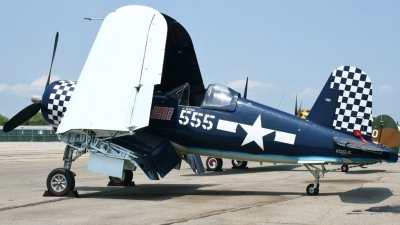 Photo ID 76099 by Misael Ocasio Hernandez. Private Private Goodyear FG 1D Corsair, NX83JC