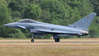Photo ID 76172 by Rene Köhler. Germany Air Force Eurofighter EF 2000 Typhoon S, 30 45