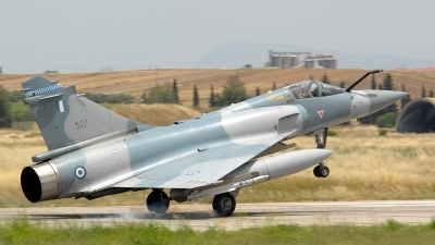 Photo ID 76702 by Peter Boschert. Greece Air Force Dassault Mirage 2000 5EG, 527