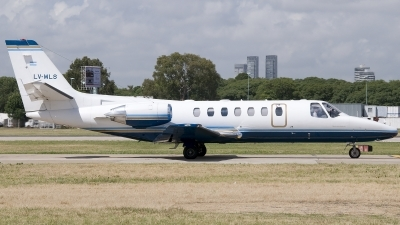 Photo ID 76591 by Jorge Molina. Argentina Government Cessna 560 Citation Ultra, LV WLS
