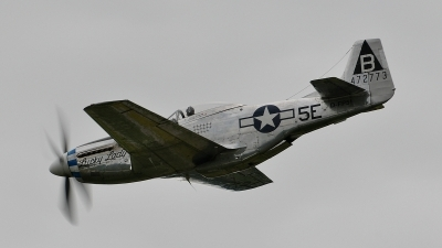 Photo ID 76649 by Martin Thoeni - Powerplanes. Private Private North American P 51D Mustang, D FPSI