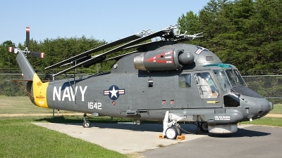 Photo ID 76608 by Jason Grant. USA Navy Kaman SH 2G Super Seasprite K 894, 161642