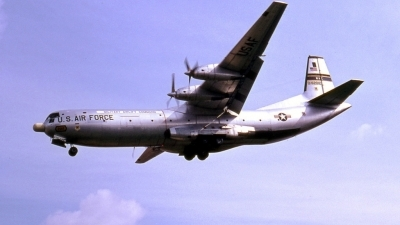 Photo ID 9603 by Ralf Manteufel. USA Air Force Douglas C 133A Cargomaster, 56 2012