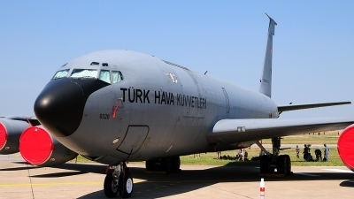 Photo ID 76738 by Rene Köhler. Turkey Air Force Boeing KC 135R Stratotanker 717 100, 60 0326