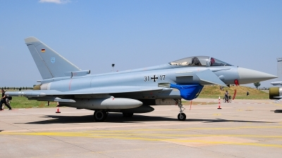 Photo ID 76781 by Rene Köhler. Germany Air Force Eurofighter EF 2000 Typhoon S, 31 17