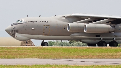 Photo ID 76795 by Alex van Noye. Pakistan Air Force Ilyushin IL 78MP, R09 001