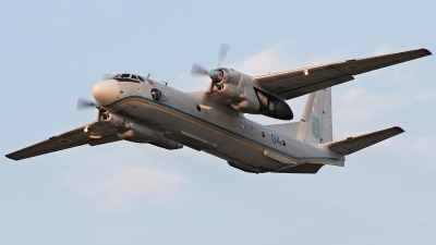 Photo ID 76836 by Igor Bubin. Ukraine Ministry of Emergency Situations Antonov An 26, 04 BLUE