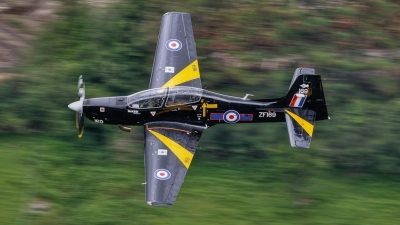Photo ID 76907 by Adrian Harrison. UK Air Force Short Tucano T1, ZF169