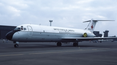 Photo ID 76854 by Lieuwe Hofstra. USA Air Force McDonnell Douglas C 9A Nightingale DC 9 32CF, 71 0878
