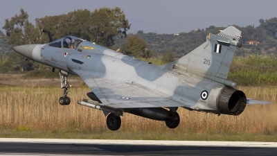 Photo ID 76947 by Chris Lofting. Greece Air Force Dassault Mirage 2000EG, 215