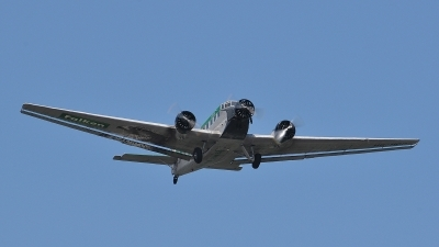 Photo ID 76891 by Martin Thoeni - Powerplanes. Private Ju Air Junkers Ju 52 3mg4e, HB HOP