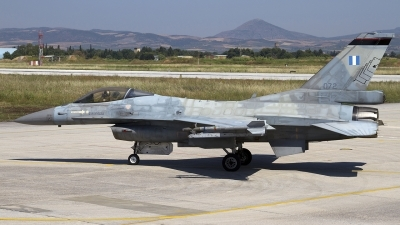Photo ID 77106 by Chris Lofting. Greece Air Force General Dynamics F 16C Fighting Falcon, 072