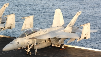 Photo ID 77105 by Peter Boschert. USA Navy Boeing F A 18F Super Hornet, 166678