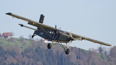 Photo ID 77194 by Andreas Weber. Switzerland Air Force Pilatus PC 6 B2 H2M 1 Turbo Porter, V 616