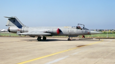 Photo ID 77351 by Kostas D. Pantios. Italy Air Force Lockheed F 104S ASA M Starfighter, MM6890