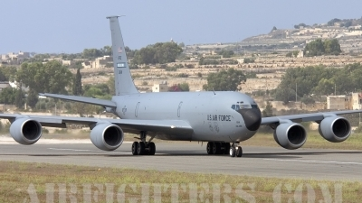 Photo ID 9725 by Gordon Zammit. USA Air Force Boeing KC 135R Stratotanker 717 148, 63 8041