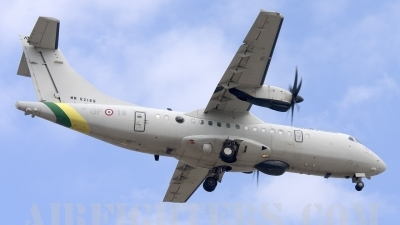 Photo ID 9727 by Gordon Zammit. Italy Guardia di Finanza ATR ATR 42 400MP Surveyor, MM62166