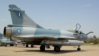 Photo ID 77625 by Peter Boschert. Greece Air Force Dassault Mirage 2000 5EG, 536